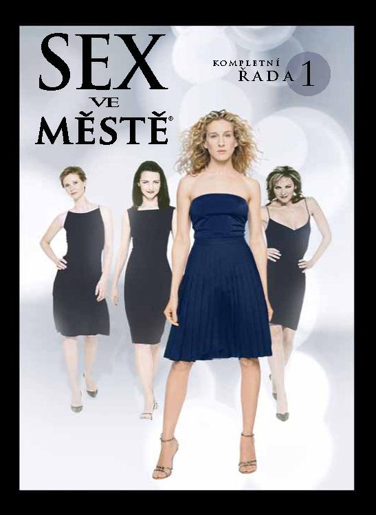 Sex ve městě - sezona 1 (2DVD)