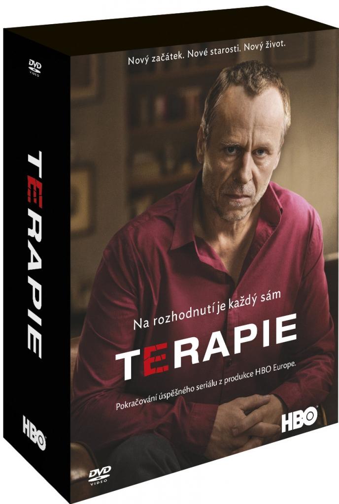 TERAPIE II. - 2. SÉRIE - 7 DVD