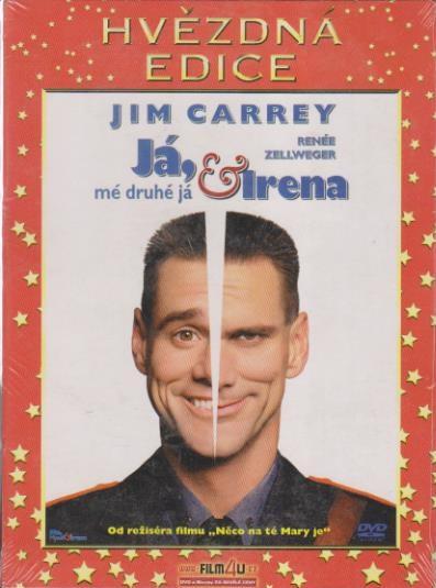 Já, mé druhé já a Irena - DVD