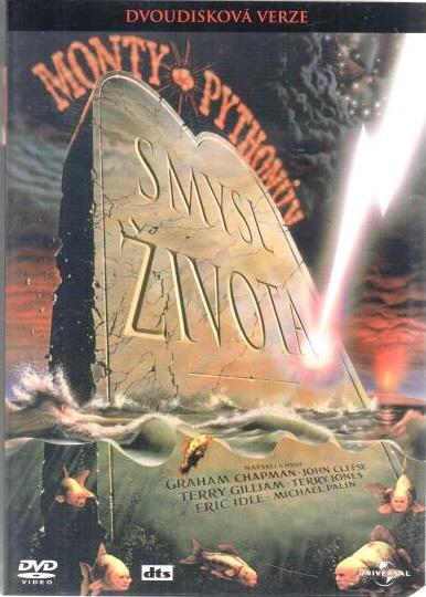 Monty Pythonův Smysl života - 2 DVD