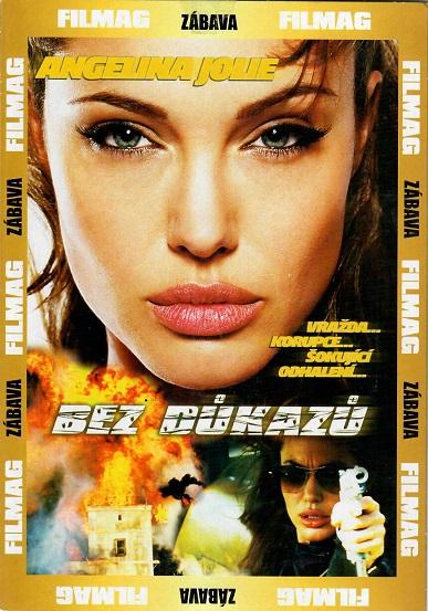 Bez důkazů ( pošetka ) - DVD
