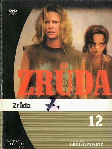Zrůda ( bazarové zboží ) DVD