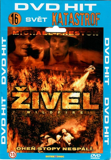 Živel (M. Preston) - DVD
