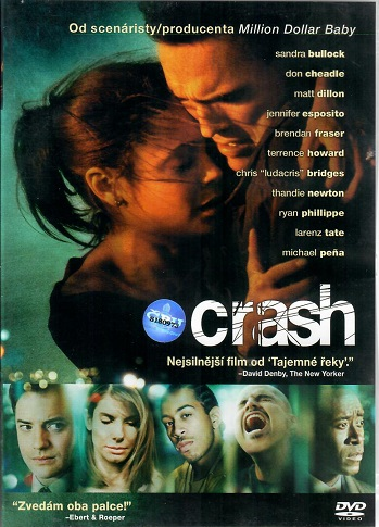 Crash ( plast ) - DVD