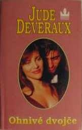 Ohnivé dvojče - Jude Deveraux (bazarové zboží)