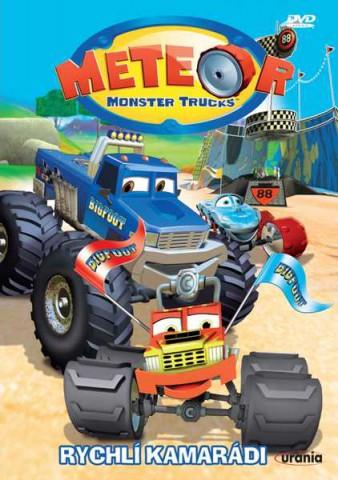Meteor: Monster Trucks - Rychlí kamarádi - DVD