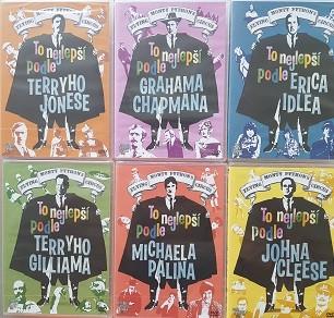 Kolekce Monty Python: To nejlepší podle.. (6DVD) - české titulky - DVD y - DVD