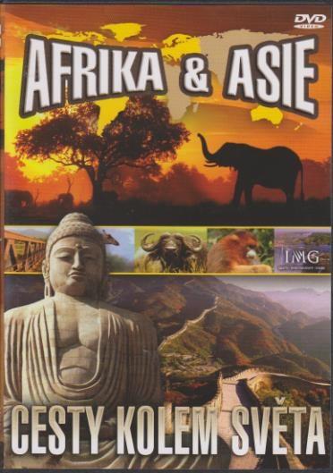 Cesty kolem světa - Afrika & Asie - DVD