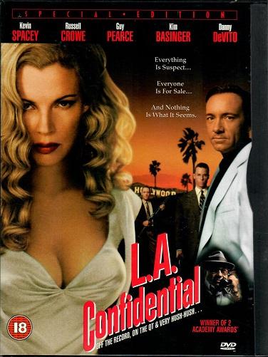 L.A. přísně tajné / L.A Confidential ( originální znění BEZ CZ titulků ) - DVD