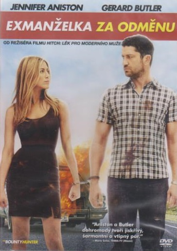 Exmanželka za odměnu - DVD