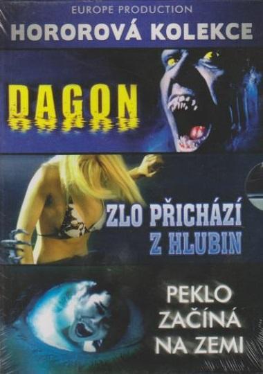 Hororová kolekce - 3DVD