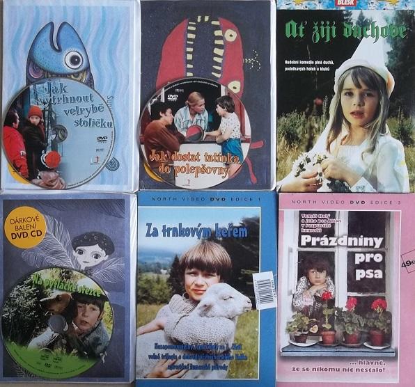 Kolekce Tomáš Holý - 6 DVD