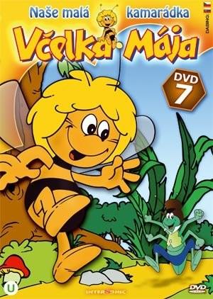 Včelka Mája DVD 12
