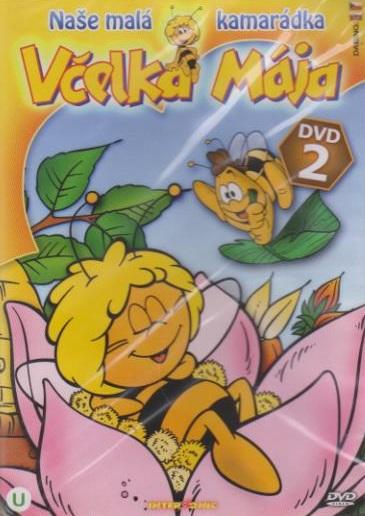 Včelka Mája DVD 2 ( plast )
