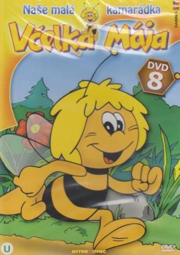 Včelka Mája DVD 8 ( plast ) DVD