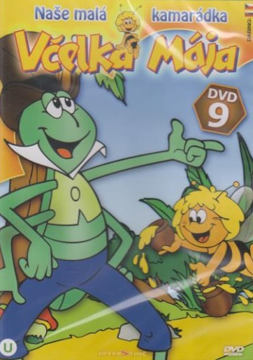 Včelka Mája DVD 9 ( plast ) DVD