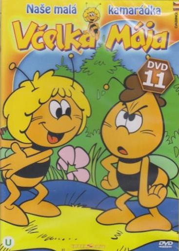 Včelka Mája DVD 11 ( plast ) DVD