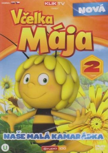 Nová včelka Mája 2 - DVD