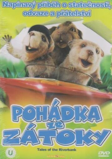 Pohádka ze zátoky - DVD