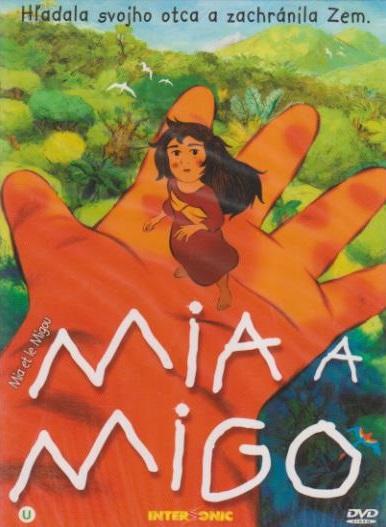Mia a Migo - DVD