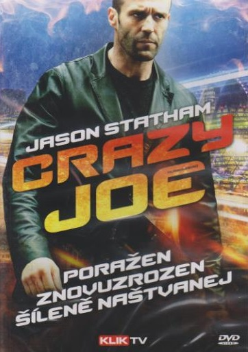 Crazy Joe ( plast ) - DVD