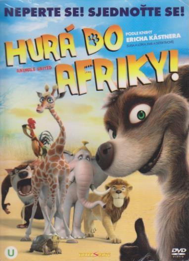 Hurá do Afriky ! - DVD