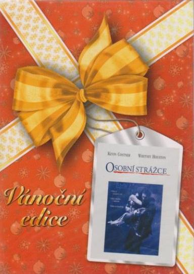 Osobní strážce - Vánoční edice DVD