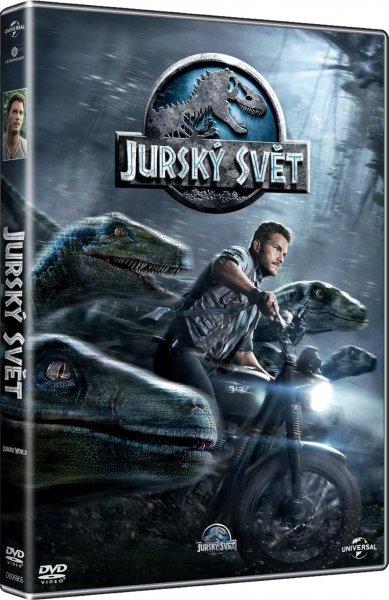 Jurský svět - DVD plast