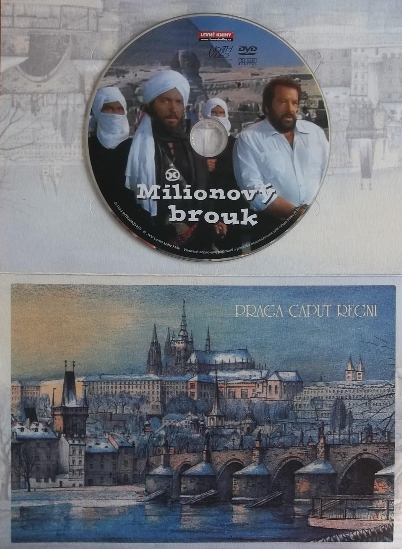Milionový brouk (dárková obálka) DVD