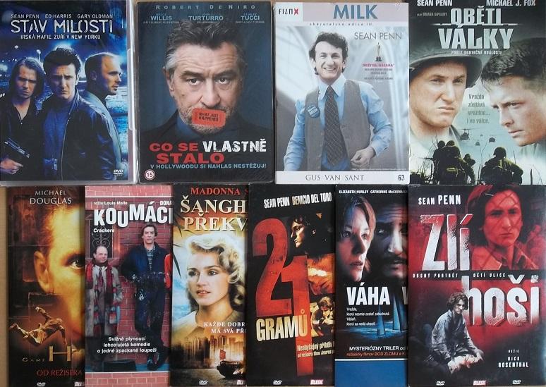 Kolekce Sean Penn - 10 DVD