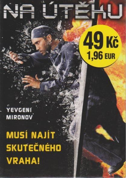 Na útěku (Yevgeni Mironov) - DVD