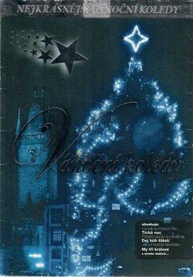 Nejkrásnější vánoční koledy ( bazarové zboží ) pošetka CD