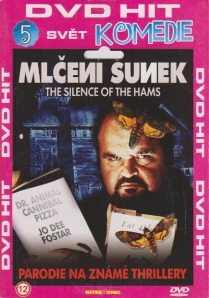 Mlčení šunek - DVD