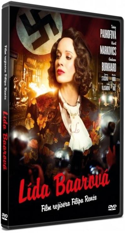 Lída Baarová - DVD plast