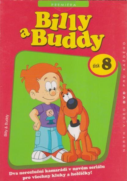 Billy a Buddy 08 - DVD