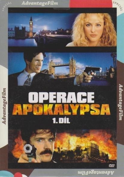 Operace Apokalypsa 1. - DVD