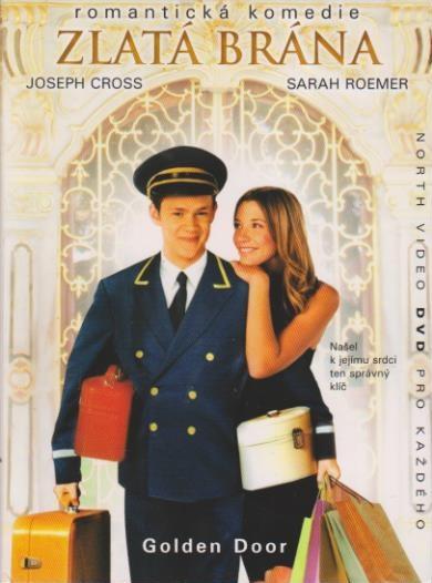 Zlatá brána - DVD digipack