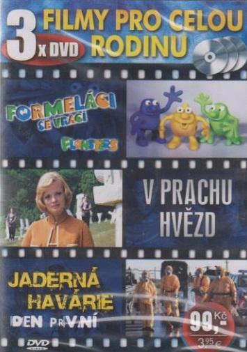 3 x Filmy pro celou rodinu