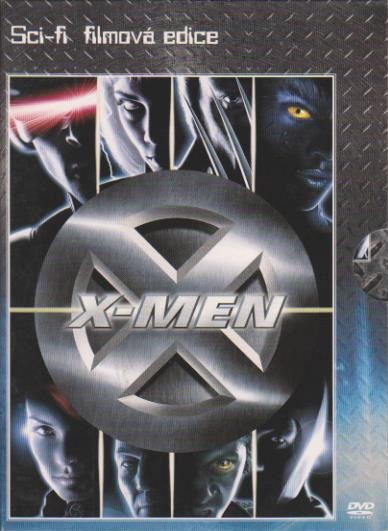 X-Men - DVD digipack