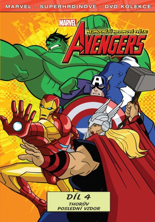 The Avengers: Nejmocnější hrdinové světa 4
