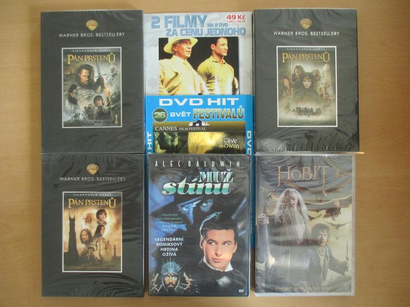 Kolekce Ian McKellen - 7 DVD
