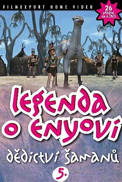 Legenda o Enyovi 5. - DVD