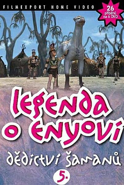 Legenda o Enyovi 5. - DVD