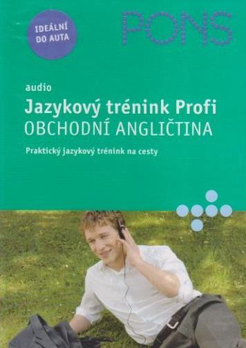 Jazykový trénink Prezentace Obchodní angličtina - DVD