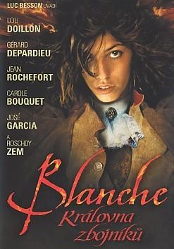 Blanche: královna zbojníků ( plast ) DVD