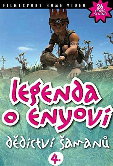 Legenda o Enyovi 4. - DVD