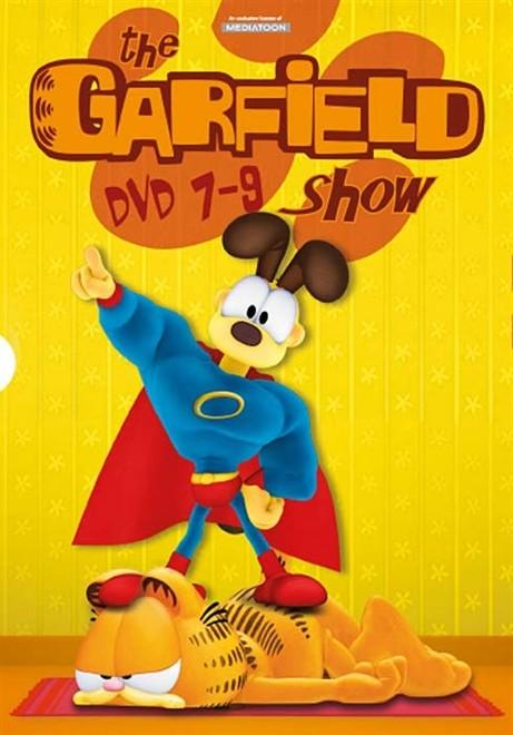 The Garfield show DVD 7 - 9