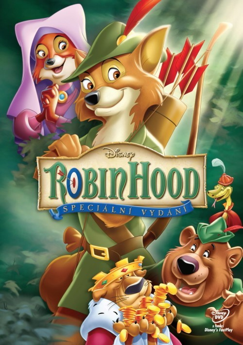 Robin Hood - ( Disney )
