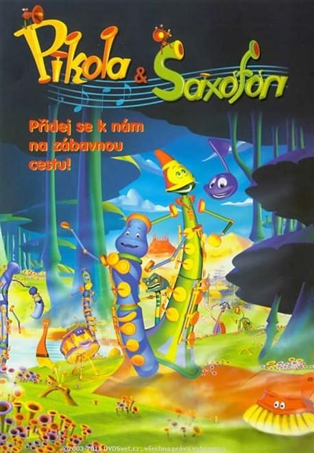 Pikola a Saxofon - DVD
