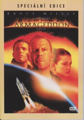 Armagedon ( plast ) - DVD